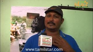 Stunt Jacky Jhonson at Ninnaiye Radhiyendru Ninaikkindrenadi Team Interview