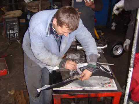 trike construction -