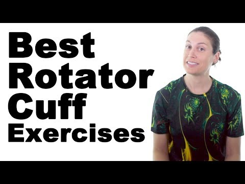 10 Best Rotator Cuff Exercises for Strengthening - Ask Doctor Jo