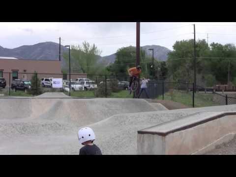 Rifle Skate and Bike Comp 2013