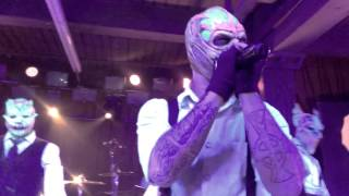 Video Mushroomhead QWERTY live 1-25-2015 Knoxville Tn MP3, 3GP, MP4, WEBM, AVI, FLV Juli 2017