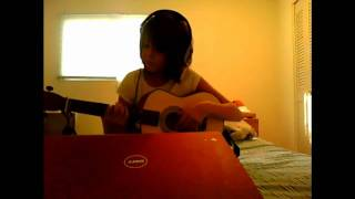 Canon in D accoustic guitar