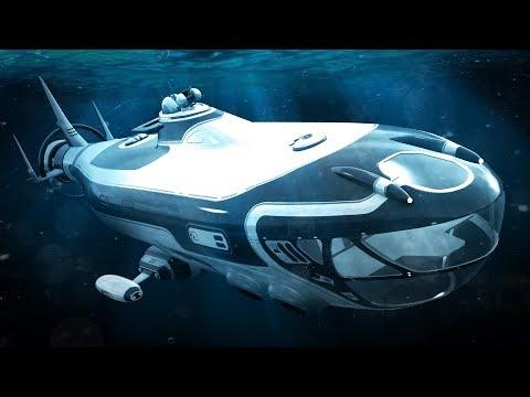 Subnautica - ARE THEY ADDING THE ATLAS SUBMARINE?! Arctic DLC Updates! - Subnautica Gameplay Updates (видео)