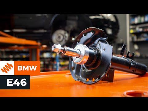 Vyměna zadní tlumič pro BMW 3 E46    Autodoc