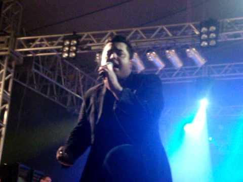 Cantor Anderson Barony na abertura do Festival do Açaí em Feijó - Acre