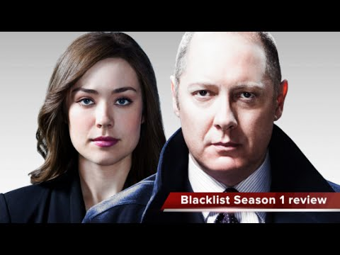 The Blacklist season 1 review