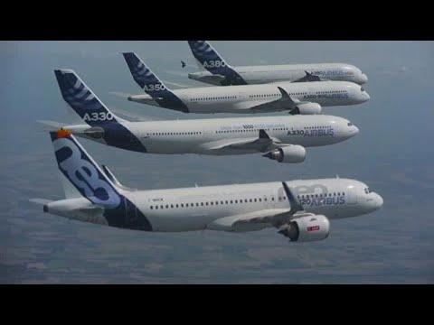 Airbus-Boeing-Streit: EU droht USA mit neuen Strafzöl ...