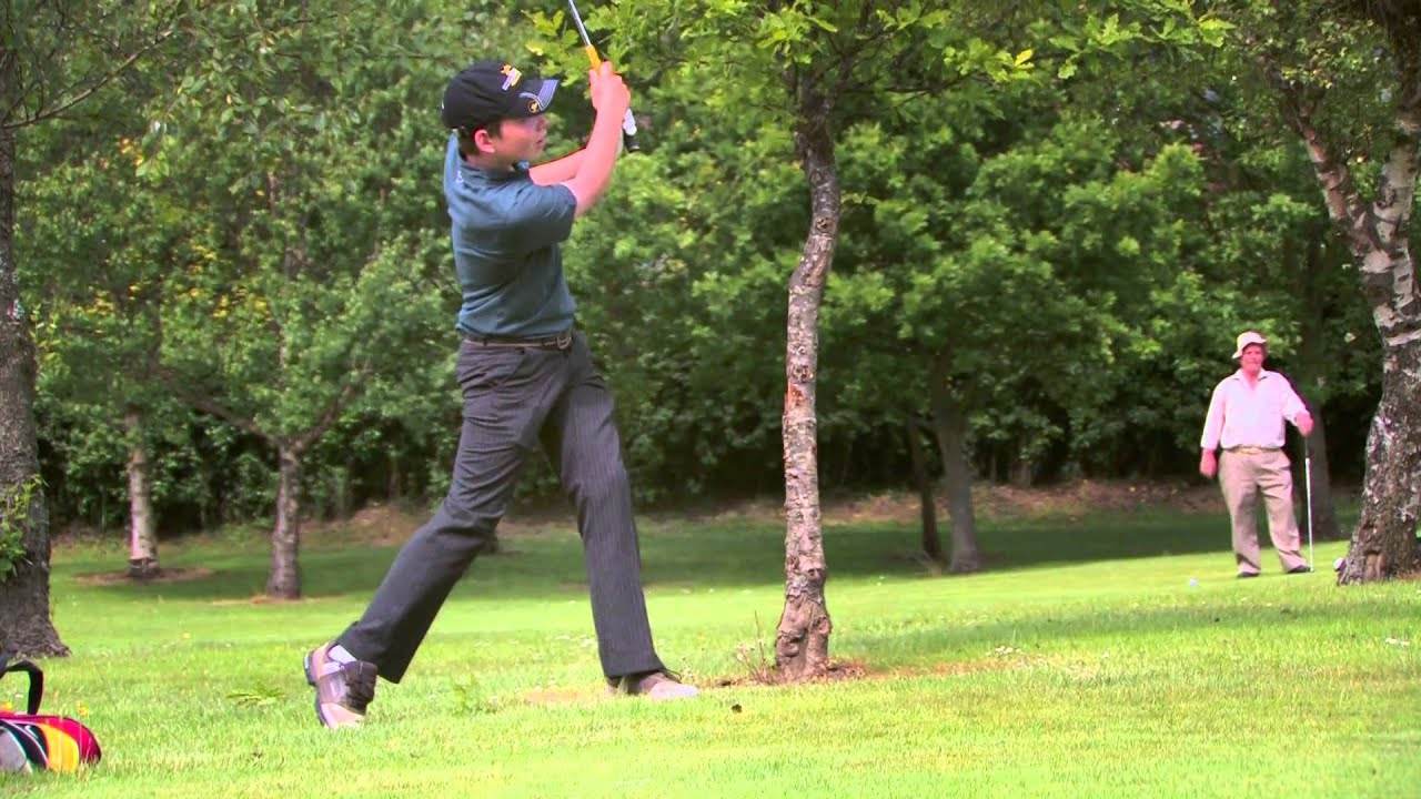 st malachys college learning school learn golf golfing fort william club sports cavehill children pupils students violin ulster hall corporate video production pe physical education abintus videos belfast northern ireland QuickTime H 264