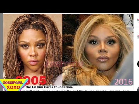 Lil' Kim opens up about bad romance