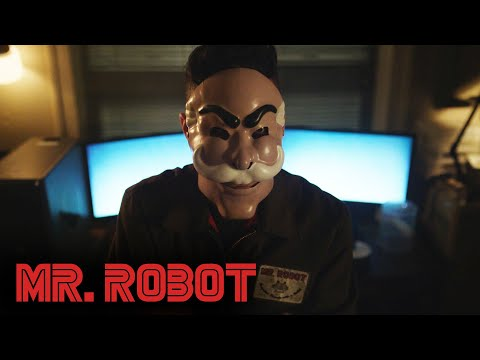 Crazy Who? | Mr. Robot