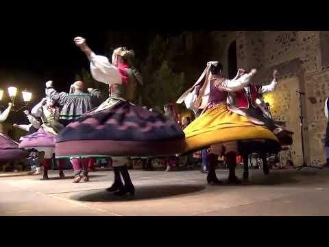 Grupo de danzas Tierra Noble de las Quintanillas, Burgos.