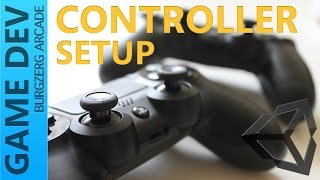 Raspberry Pi 3 Setup - https://www.youtube.com/watch?v=dDWs7Z34Nu0-~-~~-~~~-~~-~-Setting up a controller for use in the Unity Editor is a simple task that will allow you to test the you game controls with different controller setups. Let's take a look at how to do it. --------------------SUBSCRIBE - https://goo.gl/4X3sH8PATREON - https://goo.gl/itXnwT --------------------GEAR I USE:Mic - http://amzn.to/2dMWRVdMouse - http://amzn.to/2dSF7o6Webcam - http://amzn.to/2hlFOclPortable Hard Drive - http://amzn.to/2dMVQMOUSB Portable Battery - http://amzn.to/2lABRQz