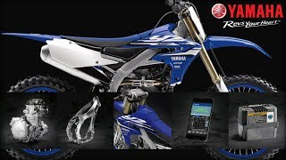 8. Yamaha YZ450F Features & Benefits