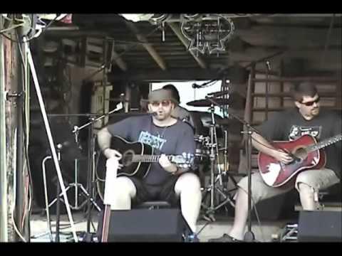 Joe Smith & Jeff Hightower live @ McFerrin Farm - Kaw-liga