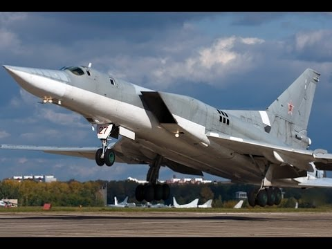 The Tupolev Tu-22 (NATO reporting...