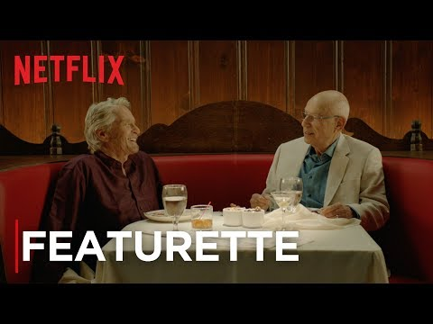 The Kominsky Method | Get to Know Michael Douglas and Alan Arkin | Netflix