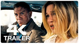JAMES BOND 007 NO TIME TO DIE Trailer (4K ULTRA HD) NEW 2020