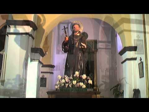 Iglesia de Ntra. Sra. del Rosario, Algatocín