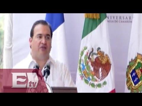 Javier Duarte destaca importancia de la cooperación con Francia