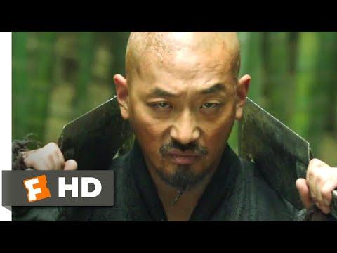 Kundo (2014) - Bamboo Training Scene (4/10) | Movieclips