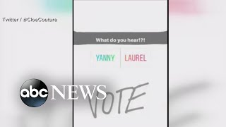 Video 'GMA' Hot List: The 'laurel' vs. 'yanny' debate divides the nation MP3, 3GP, MP4, WEBM, AVI, FLV Januari 2019