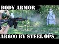 Download Lagu SteelOps AR600 Body Armor Plates Test! Mp3 Free