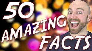 Video 50 AMAZING Facts to Blow Your Mind! #57 MP3, 3GP, MP4, WEBM, AVI, FLV Agustus 2017