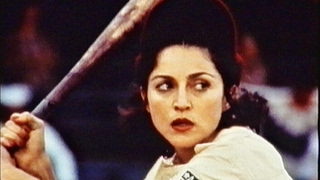 Download Lagu Madonna - Geena Davis - Report - A League Of Their Own - MTV News - 1992 Mp3