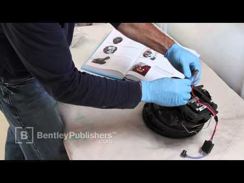 Porsche 911 Carrera (993) 1995-1998 – HID headlight conversion DIY – how to
