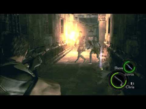 preview-Let\'s Play Resident Evil 5! - 016 - Scripted sequences FTW (ctye85)