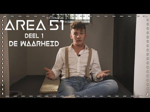 AREA 51: De waarheid #1