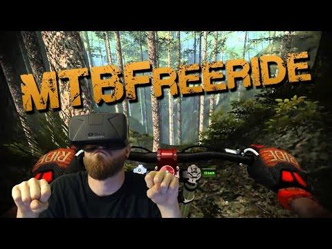 MTB Freeride 2 | Mountain Biking DK2!
