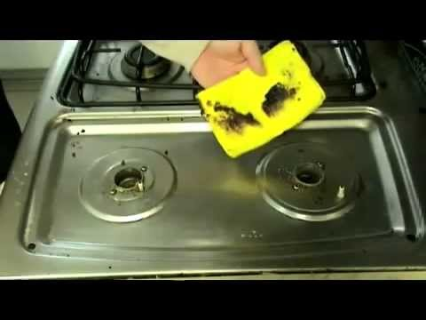 CleanGo GreenGo - Greasy Kitchen Stove