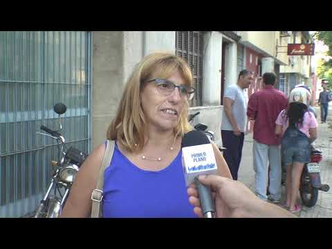 El reclamo de los trabajadores de Citrícola Salteña continúa.