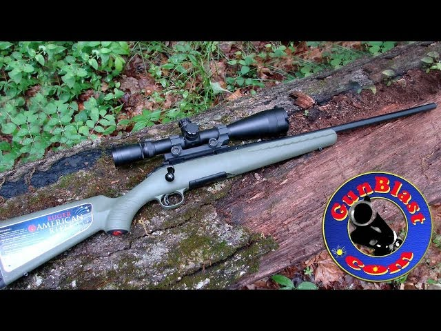 Shooting Ruger's NEW American Predator Bolt-Action Rifle- Gunblast.com