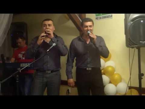 Banijsko veče u Beogradu 2013 - narodno veselje (četvrti deo - oko ponoći)