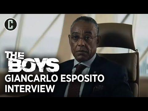 Giancarlo Esposito on The Boys Season 2 and The Mandalorian Season 2
