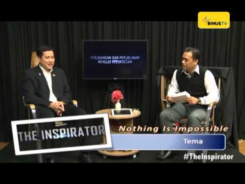 THE INSPIRATOR Episode 04 – Chandra Putra Negara (Part 2)