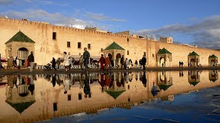 Meknes Morocco  City new picture : Place El-Hedim - Meknes, Morocco