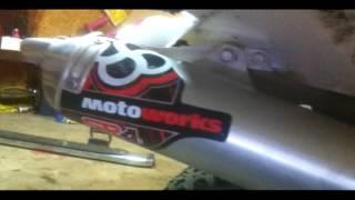 8. 2008 polaris mxr outlaw 525s mod