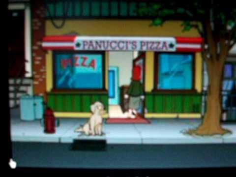 Futurama: Jurassic Bark Ending