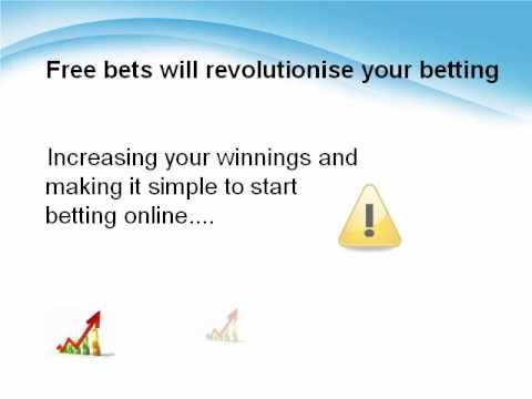 free bet guide