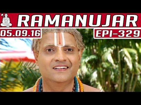 Ramanujar-Epi-329-05-09-2016-Kalaignar-TV