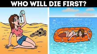 Video Increase Your IQ By 20% With These 20 Survival Riddles And Crime Puzzles MP3, 3GP, MP4, WEBM, AVI, FLV Juli 2019