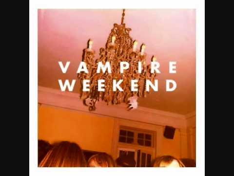 Vampire Weekend- The Kids Don't Stand A Chance