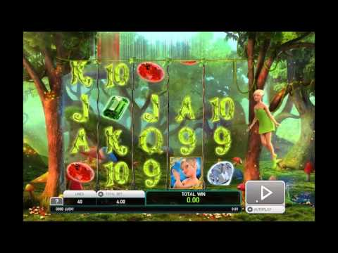Magic Gems slot by Leander Games - Gameplay