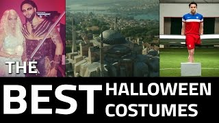 Top Sports Halloween Costumes | Istanbul Trick Shots | The Replay