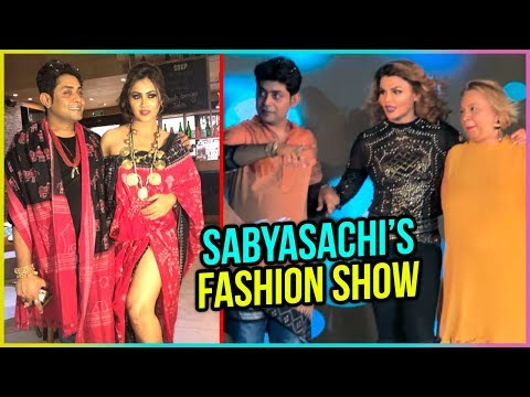 Arshi Khan Turns SHOWSTOPPER, Rakhi Sawant Walks T