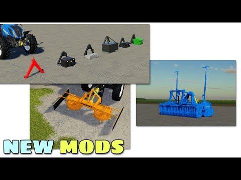 FS19   Update Mods (2019-11-27/1) - review