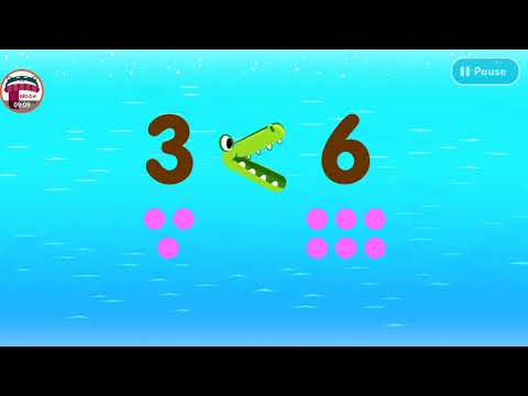 Comparison for Kids | Equal | More | Fewer | Greater than | Less Than | Compare 1 & digit Numbers